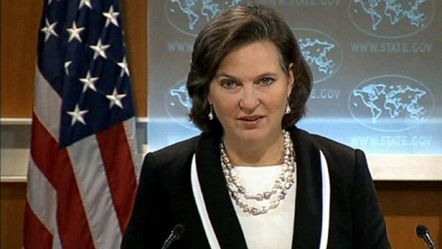 Нуланд назвала единственную цель антироссийских санкций