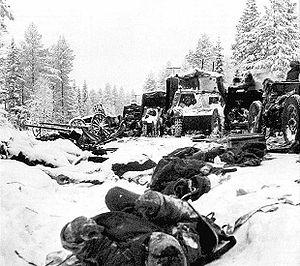 Крупнейшее в истории Финляндии массовое убийство женщин