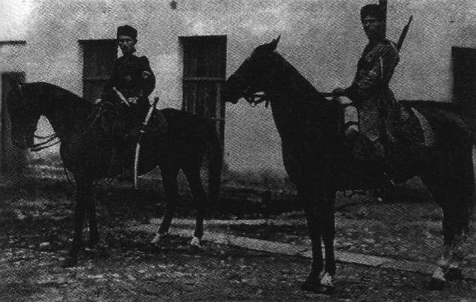 Генерал булак балахович со своей
